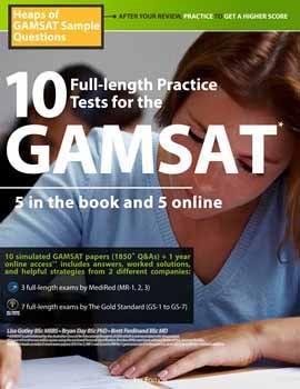 GAMSAT 2019-2020 GAMSAT Scores