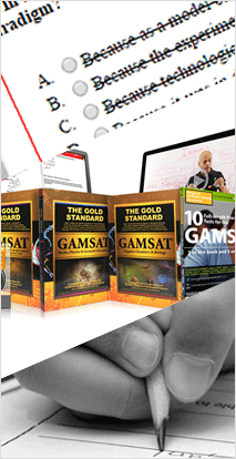 Gold Standard Complete GAMSAT Course