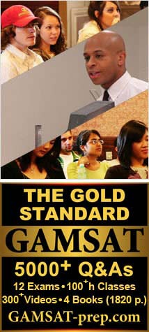 Gold Standard Complete GAMSAT Course with Score Guarantee
