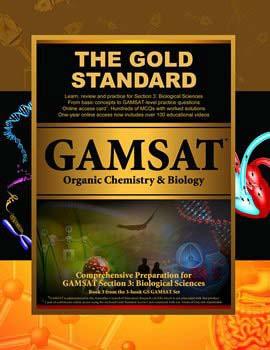 GAMSAT-prep com | Complete GAMSAT Preparation by Gold