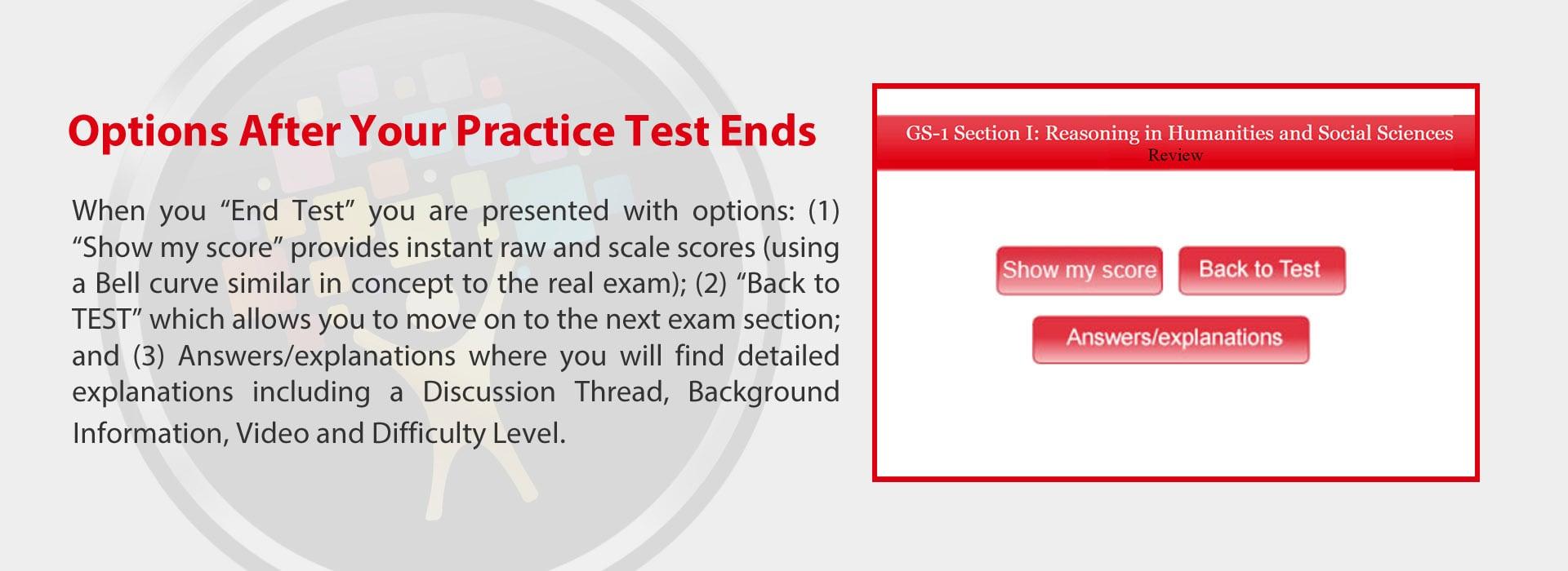 GAMSAT Practice Tests Online