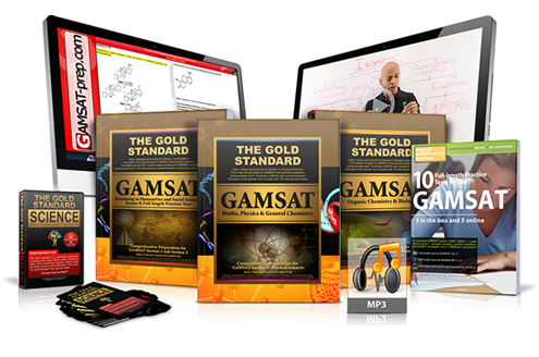 GAMSAT Preparation: Home Study Course for GAMSAT 2018